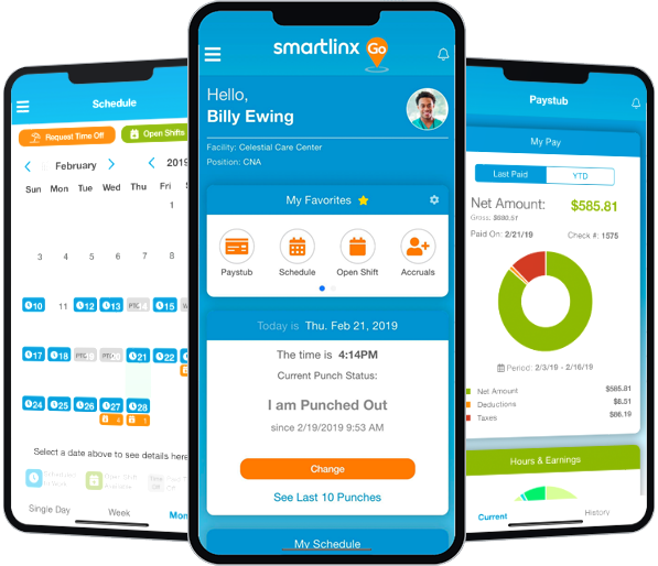 Smartlinx Software - SmartLinx Go mobile app for employees