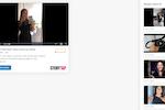StoryTap screenshot: StoryTap video landing page