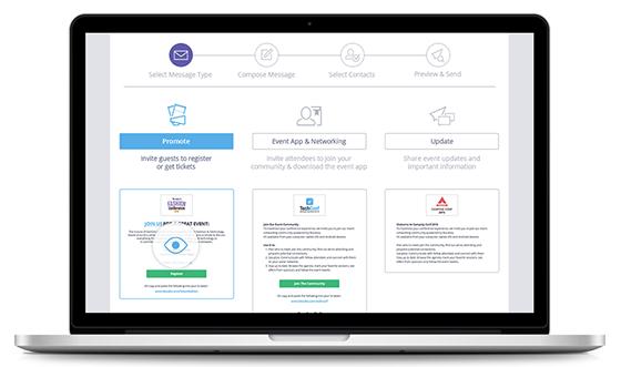 Bizzabo Software - Email management