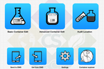 Chemical Safety EMS screenshot: Track chemical inventory from delivery through to disposal