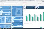 Capture d'écran pour MyClic : MyClic dashboard