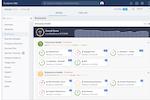 Gainsight CS screenshot: Gainsight CS customer scorecard