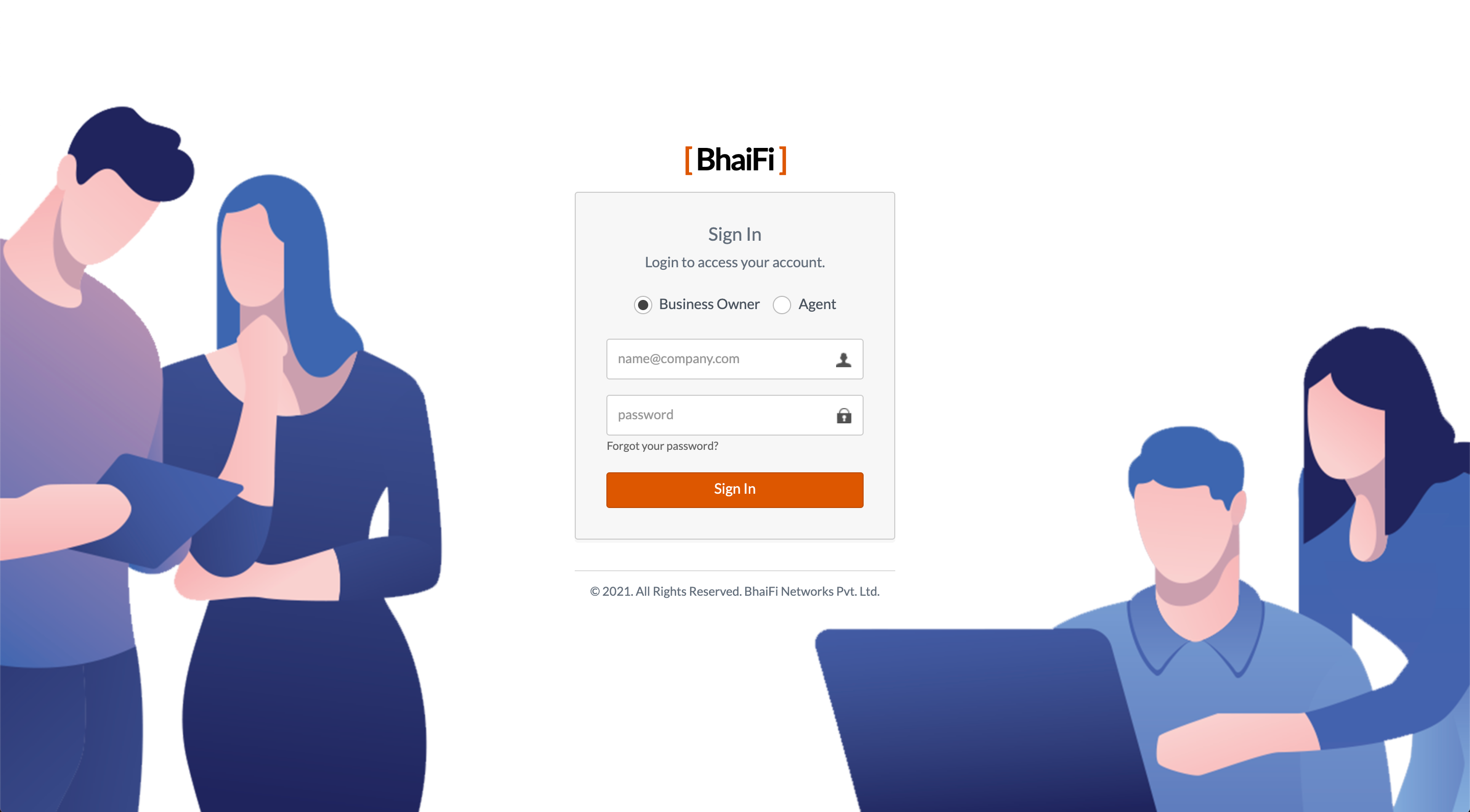 BhaiFi is purely cloud-based with all the heavy lifting & intelligence done over the cloud to make your Network Security & Management more dynamically smarter & affordable.