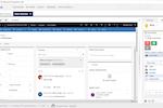 InGenius screenshot: One-click case creation.