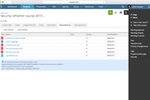 Twproject screenshot: Twproject document management