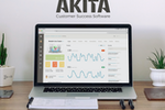 Capture d'écran pour Akita : Akita is a full-featured Customer Success Management platform designed to help you nurture, retain and grow your customer base.