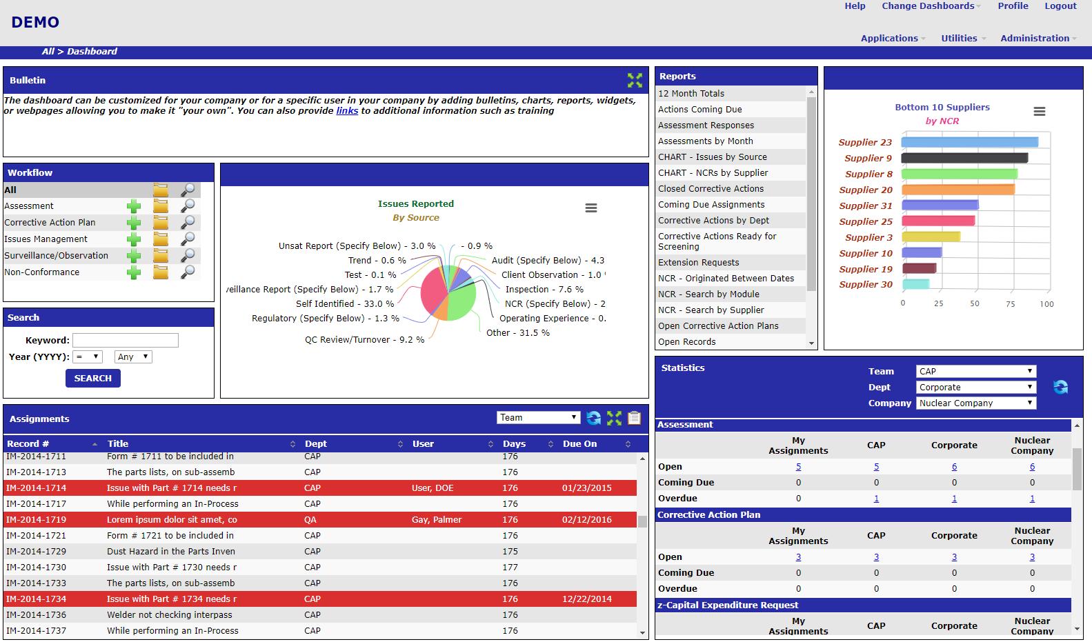 BPI System Software - 3