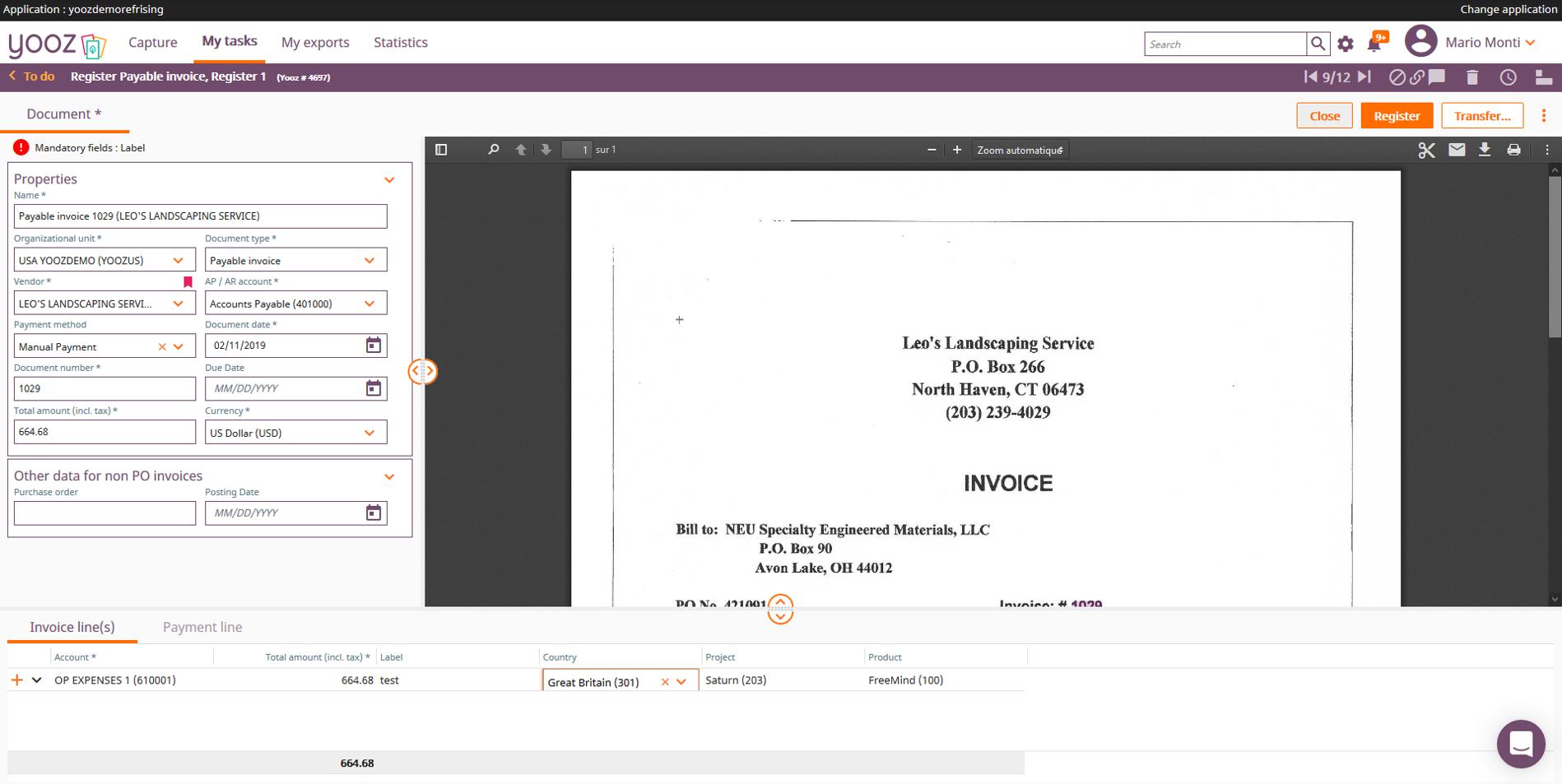 Yooz Software - 1