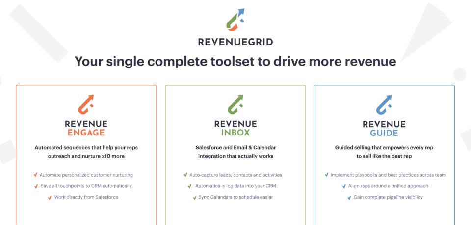 Revenue Grid Software - 1