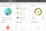 Captura de tela do Betterworks: BetterWorks main dashboard view