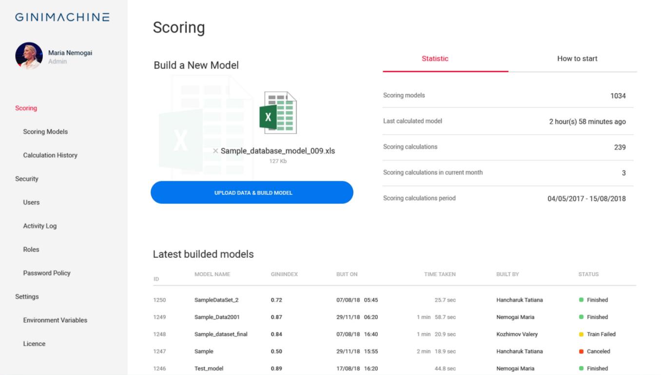 HES Lending Platform Software - HES Loan Origination Software scoring
