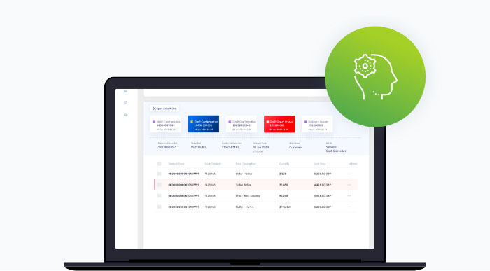 OmPrompt sales order automation