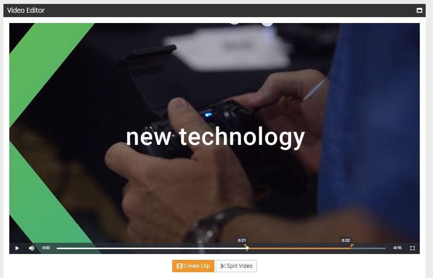 Freestone Software - Video editor
