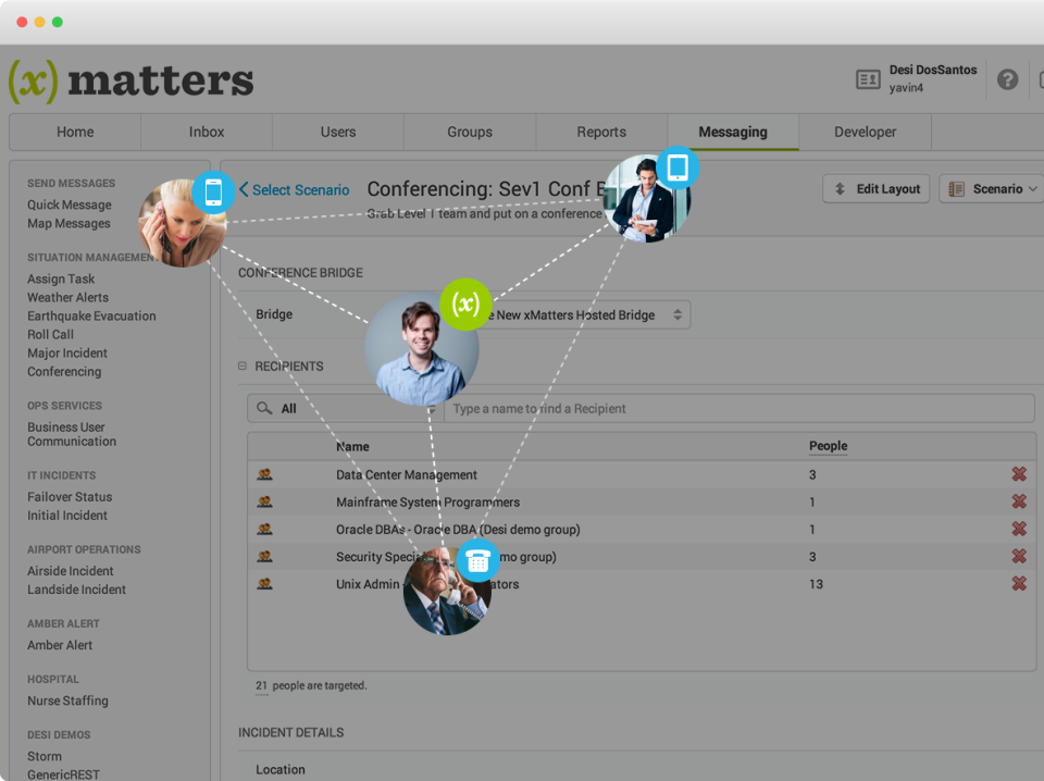 xMatters Software - 1