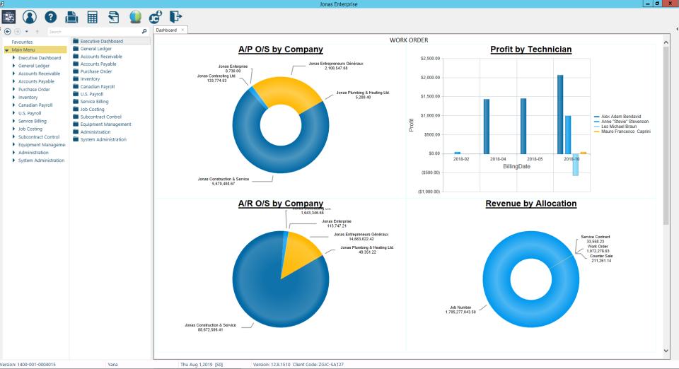 Jonas Enterprise Software - 3