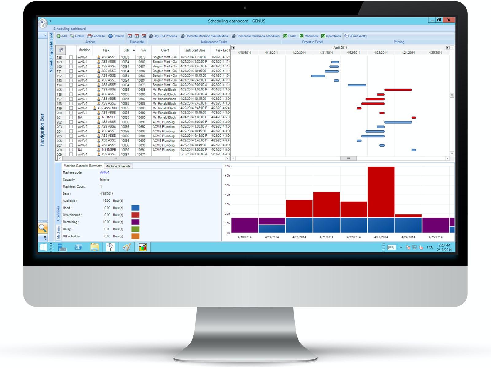 Genius ERP Software - Reporting %>