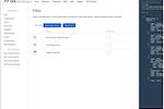 Box screenshot: Access Box files in custom applications through the Box API navigator
