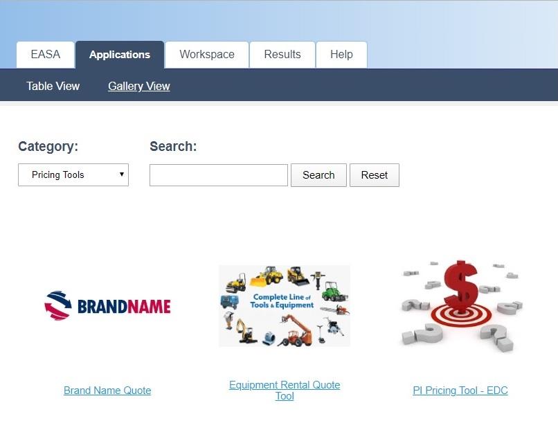 EASA App Portal