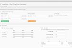 AscendTMS Logistics Software screenshot: AscendTMS rate calculator