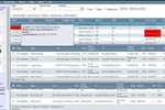 TripMaster screenshot: The flexible reservations system allows users to create same day or future reservations