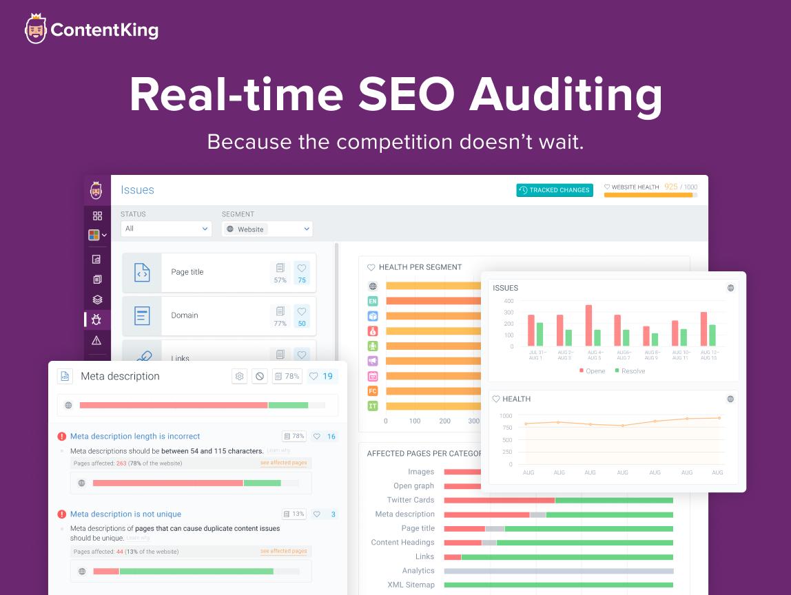 ContentKing Software - 2