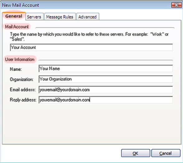 Mail Communicator Software - 1