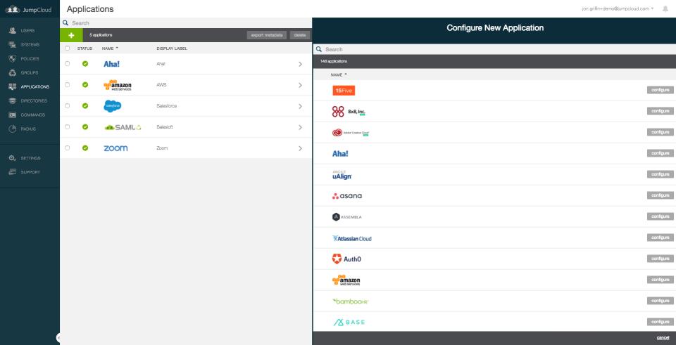 JumpCloud Directory Platform Software - 1