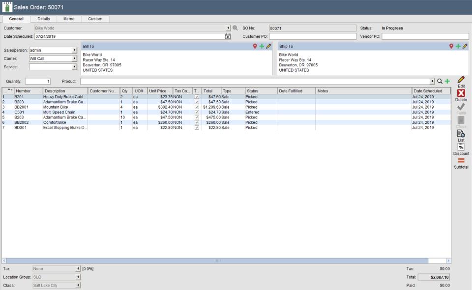 Fishbowl Software - 3