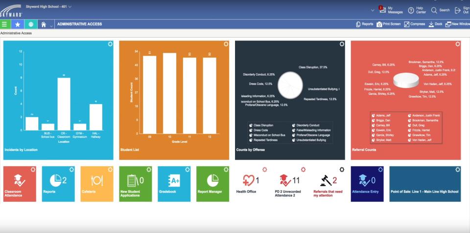 SKYWARD Student Management Suite Software - 5