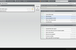 SprintGround screenshot: Users can view tasks assigned to themselves, unassigned tasks, or all tasks in SprintGround