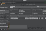 Cro Software Solutions screenshot: CRO Software transactions page screenshot