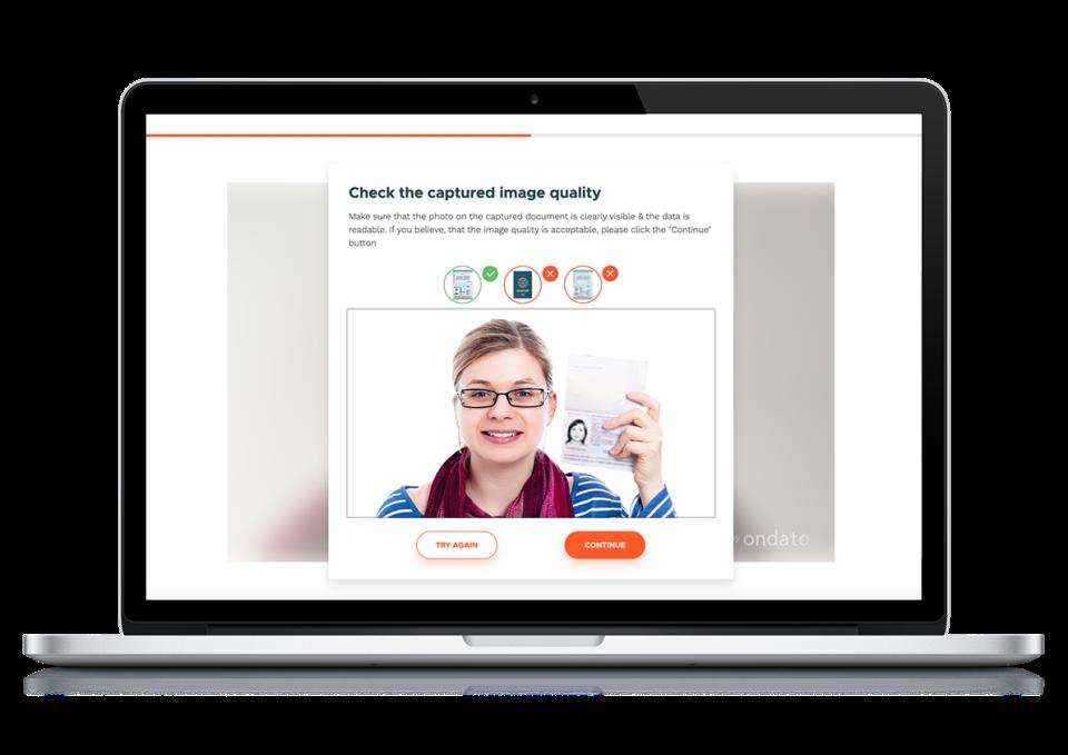 Ondato Software - Ondato identity verification
