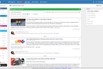 eClincher Software - Suggested Content feeds to find content to share using keywords and search terms