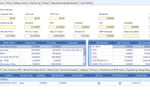 Schermopname van MIE Trak Pro: Manage inventory