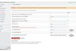 Capture d'écran pour Snare : Snare agent configuration screenshot