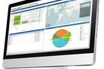 EnGlobe screenshot: Create a custom dashboard to show the information most important to the business