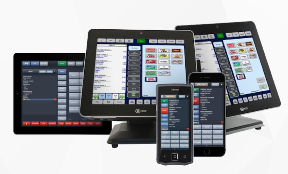NCR Aloha Software - Aloha POS - restaurant hardware