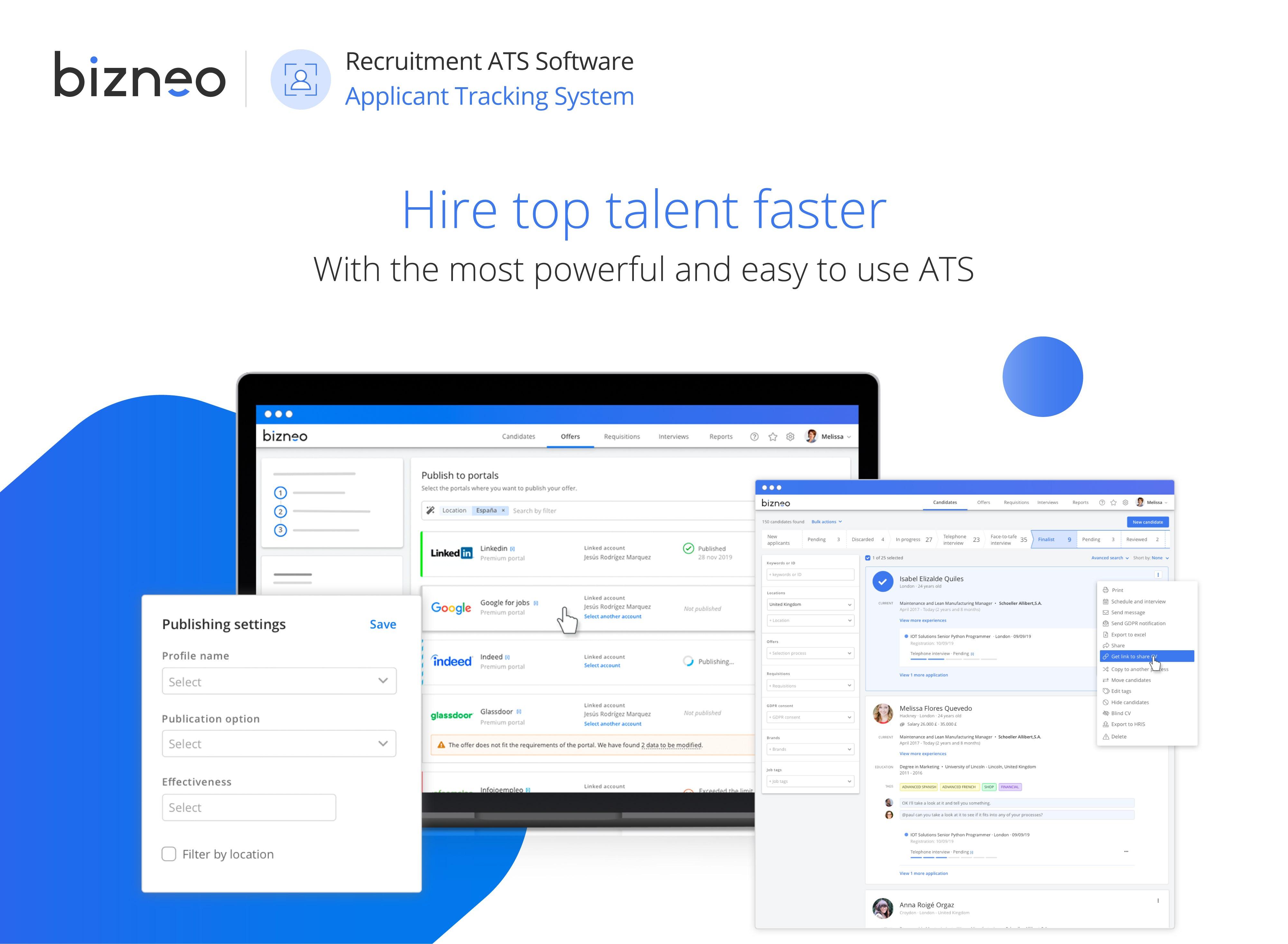 Bizneo HR Software - 2