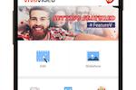 Capture d'écran pour VivaVideo :
