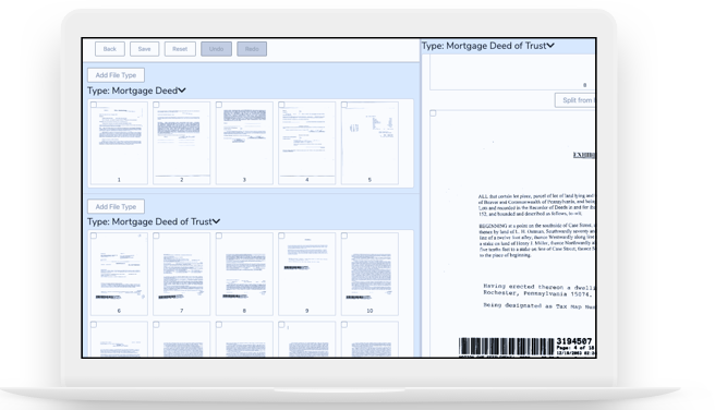 Document Classification Automation