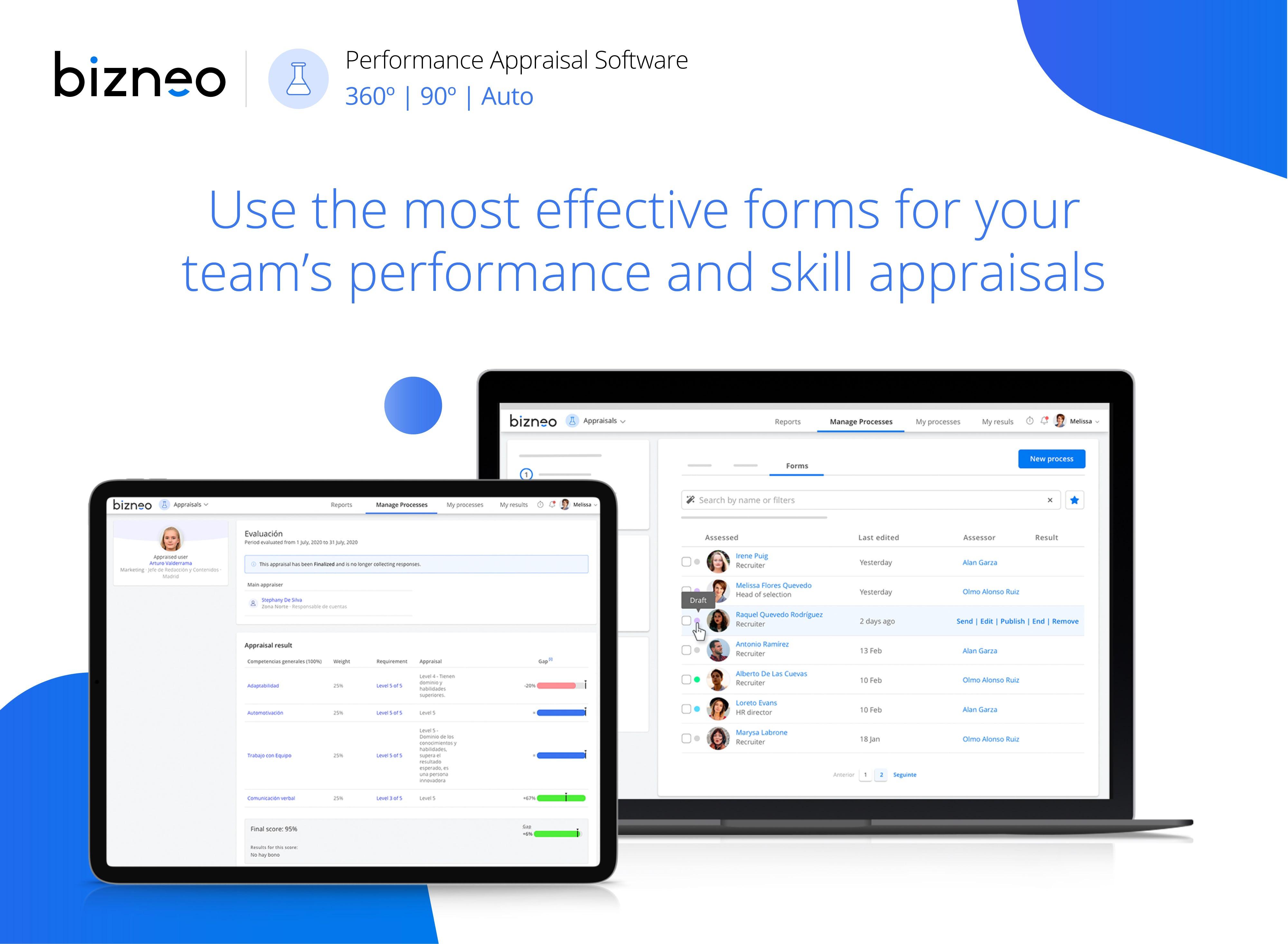 Bizneo HR Software - 3