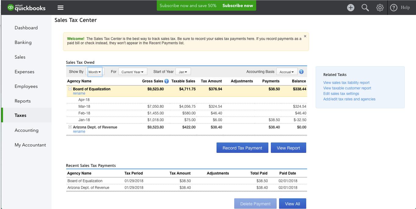 Quickbooks Online Software - 10