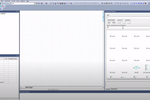 ANSYS SpaceClaim screenshot: Ansys component library