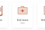 Productive screenshot: Events can be scheduled to team members to cover vacations, sick leave or any employee onboarding sessions etc