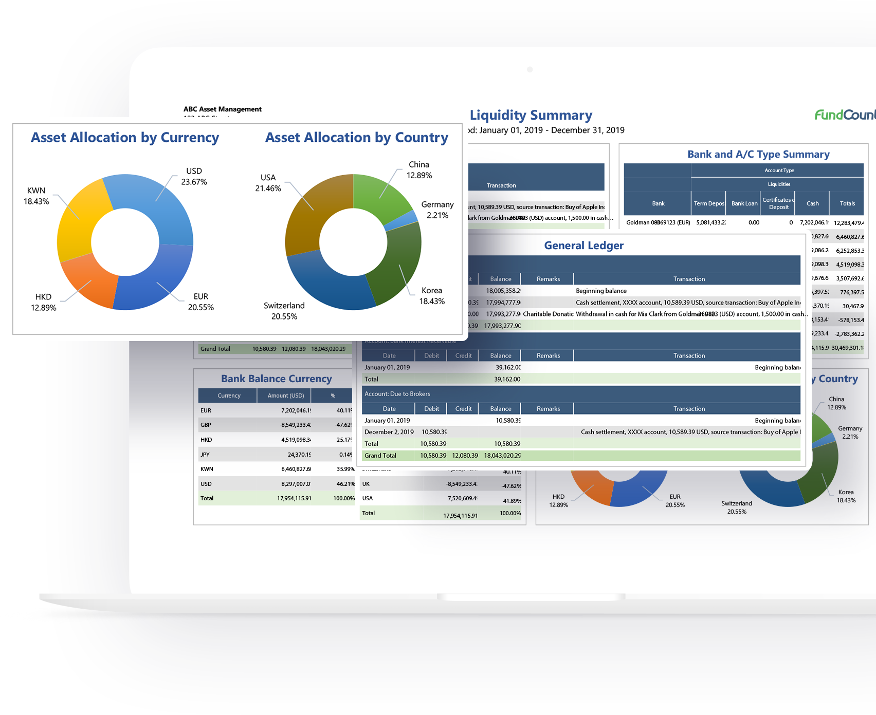 Complex investment accounting and reporting made simple. Aggregate, track and report investment details across family entities quickly and easily with family office software from FundCount.