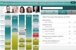 EZsalonware screenshot: EZsalonware bookings management