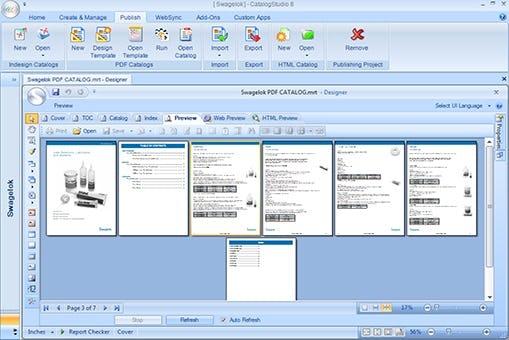 MarketStudio Software - Designer