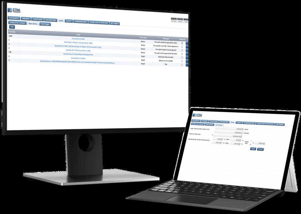 ETNA Broker Back Office Software - 1
