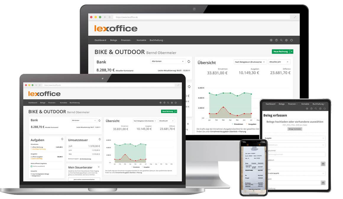 lexoffice Software - 3