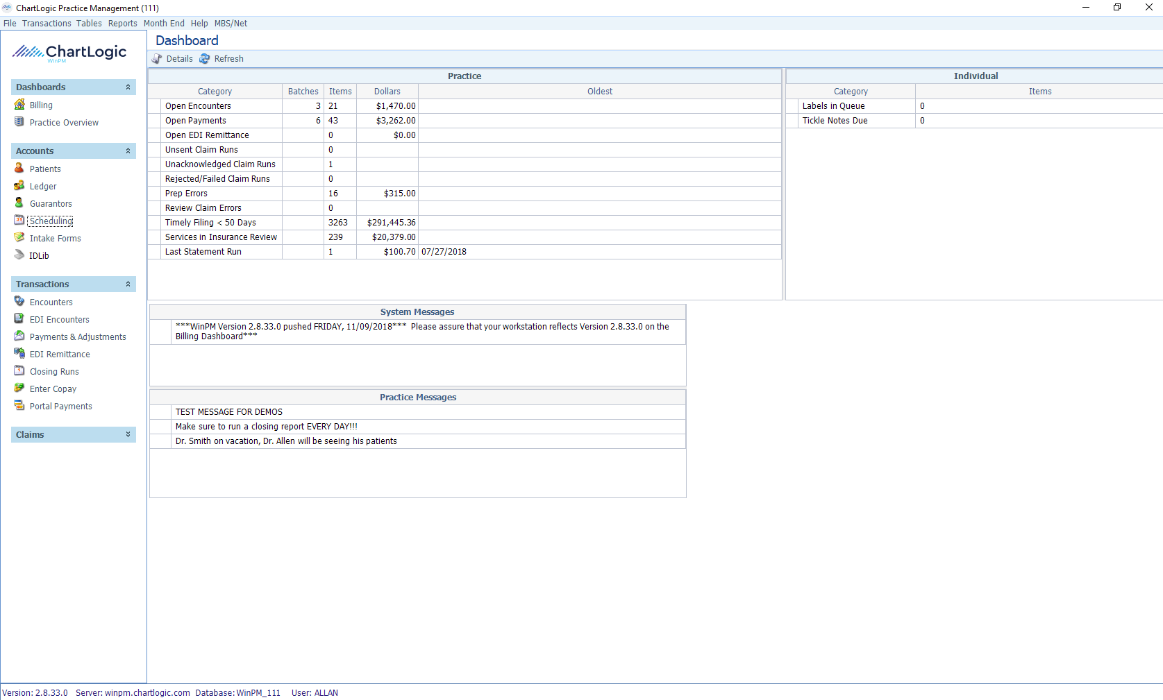 ChartLogic EHR Software - 4